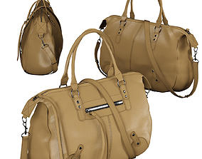 Woman bag 3D model