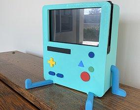 3D print model BMO Nintendo Switch Dock