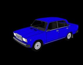 VAZ-2014 3D model