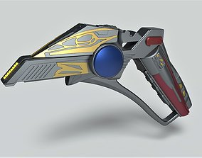 Hirogen Energy Pistol from Star Trek 3D printable model