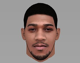 3D Anthony Joshua