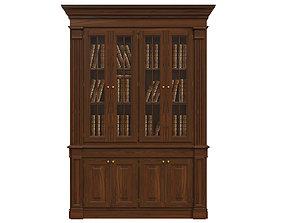 Bookcase 1800 3D
