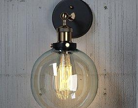 3D model Sconce 3 Loft Design lamp