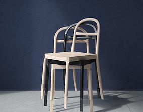 3D Inga Sempe Osterlen chair