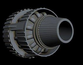 3D Starship part 32