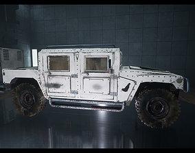 Custom Military Vehicles - CMVEE - Part A 3D asset