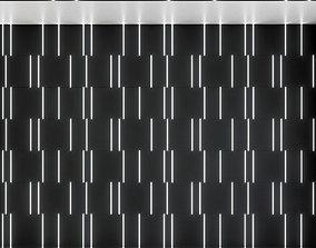 3D model Wall Panel Set 133
