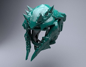 Helmet THE HATEFUL WISH 3D printable model