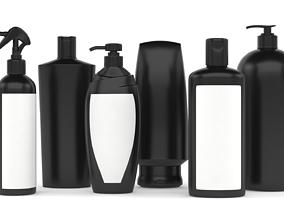 product 3D Plastic Bottles