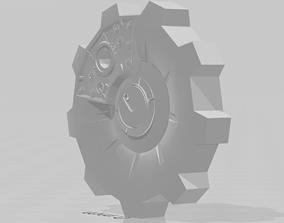 Fallout 3 Vault Door 3D printable model