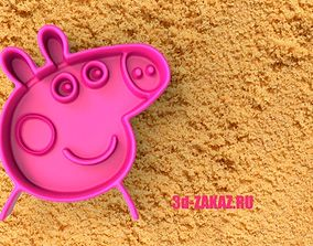 Beach Toys Peppa 3D print model