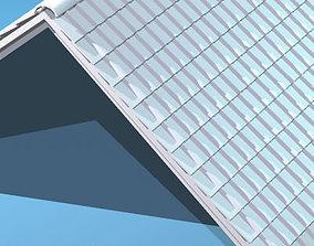 Roof tiles 3D