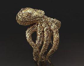 Octopus 009 3D print model