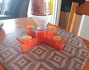 3D print model HUMMINGBIRD DRIVE-THRU