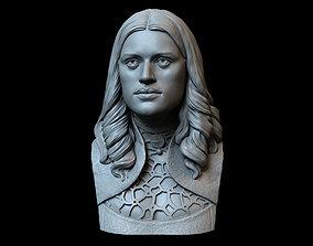 3D print model Yennefer of Vengerberg from The Witcher