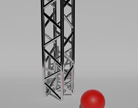 3D asset Studio Scaffolding