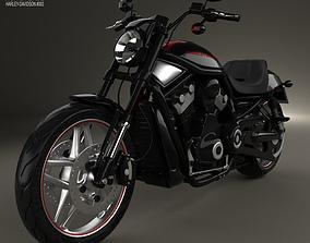 Harley-Davidson Night Rod Special 2013 3D