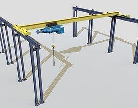Cranes Unreal Asset Pack realtime
