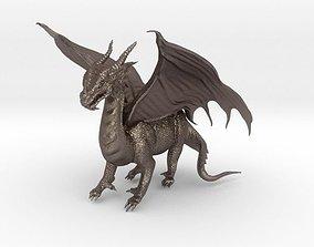 Dragon 3D printable model