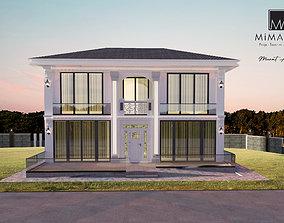 animated realtime villa dizayn 3d