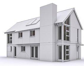 3D model Townhouse 12