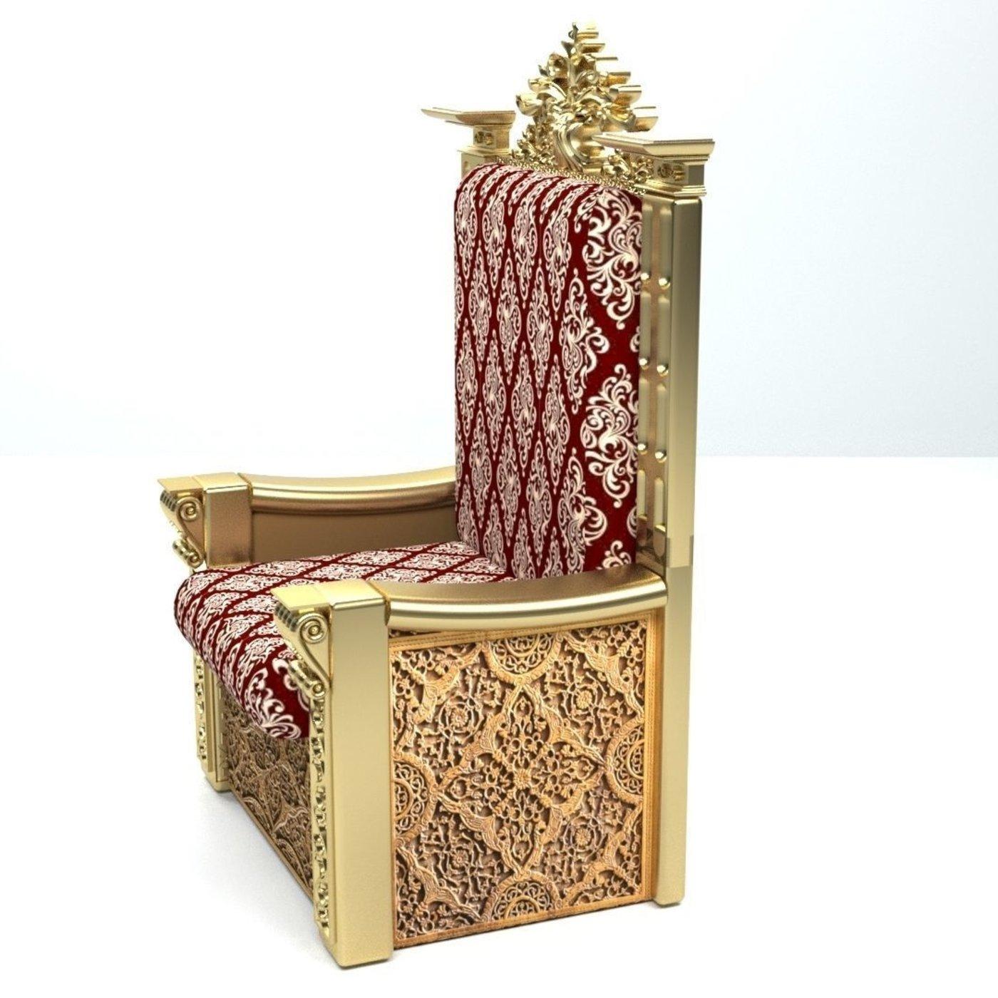 King Throne 7
