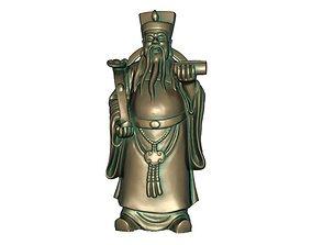 God of Longevity 3D print model