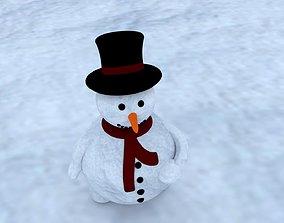 Snowman-2 3D model