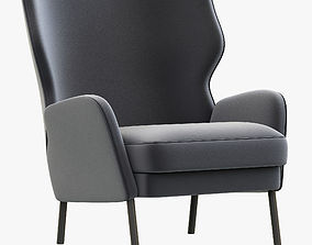 Sits Alex Armchair 3D