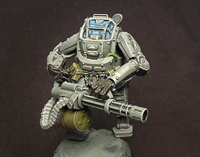 Armour 3D printable model