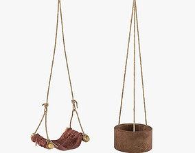 3D Toy swing