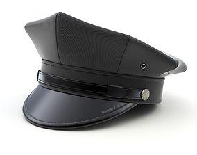 3D Driver Cap