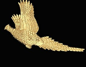 pendant Pheasant 3D print model