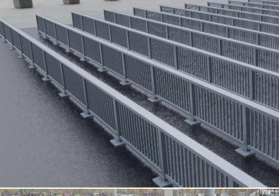 Bridge Railing [2]  = = = = = = = = = = = = = = 
