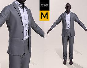 Men s Business Suit Marvelous Desigher Project 3D
