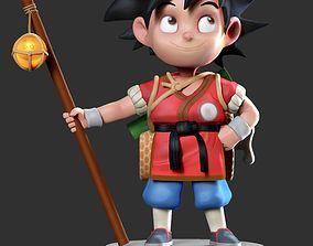 Son Goku 3D print model