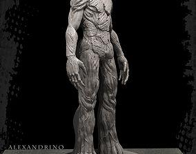 3D printable model games Groot