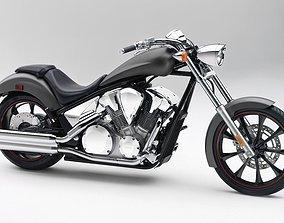 3D printable model Honda Fury Motorcycle