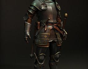 3D Knight fantasy