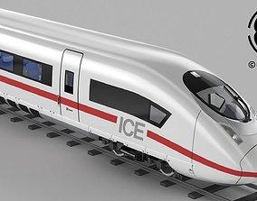 ICE 3 BR407 3D model
