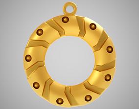 3D printable model Sun Medallion