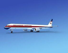 Boeing 757-300 Richards Aviation 3D