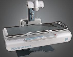 3D model HPL - X-Ray Machine PBR Game Ready