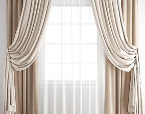 3D model Curtain 219