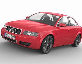 quattro 3D Audi A4