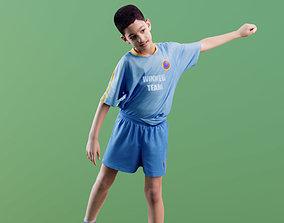 Amal 10017 - Soccer Kid 3D model