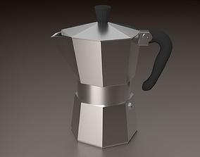 COFFEE ESPRESSO POT 3D model