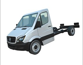 Mercedes Benz Sprinter chassis base model