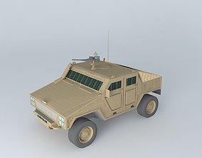 3D Bronevyk for desantyrovanyya BARS 087