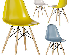 Chair By Vitra 3D model